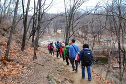 삼성산 숲길