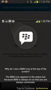 Gambar  Notifikasi BBM For Android