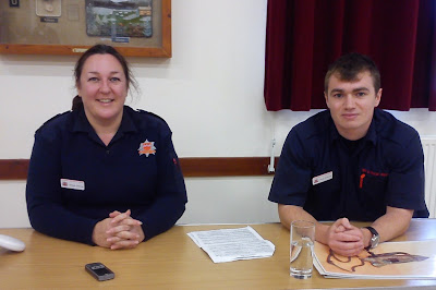 Community Fire Safety Team - Mon 21 Oct 2013