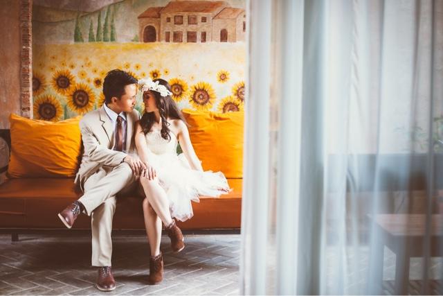 สถานที่ถ่ายภาพ Pre wedding