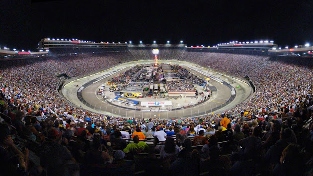 Bristol Motor Speedway was the first NASCAR track to have lights installed for night races.