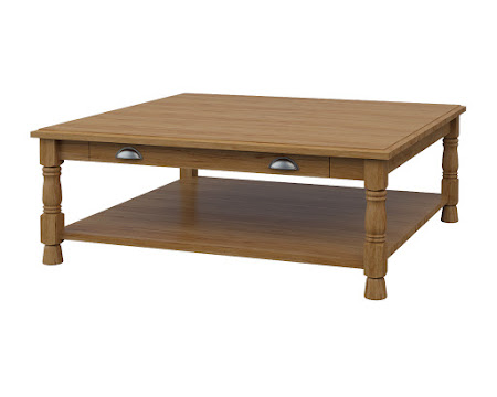 Devonshire Coffee Table in Classical Maple