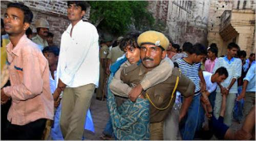 Dejavu Religious Stampede In India Kills At Least 147