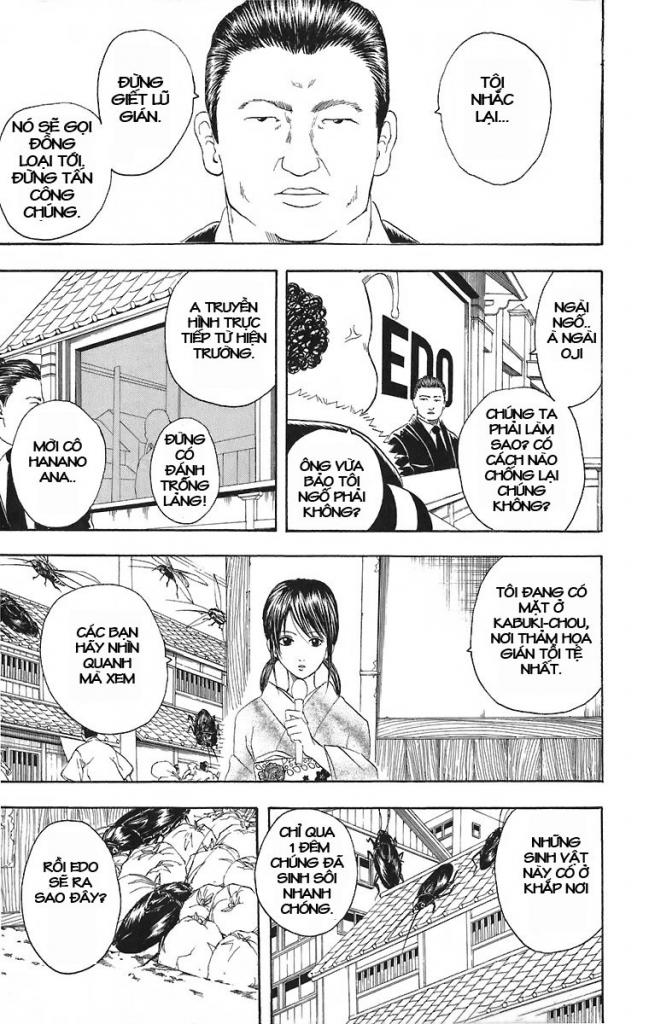 Gintama Chap 47 page 9 - Truyentranhaz.net