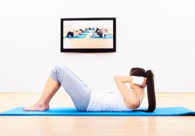 วิธีออกกำลังกายในอพาร์ทเม้นท์, วิธีออกกำลังกายในคอนโด