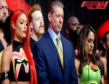 WWE Monday Night Raw 2014/04/14