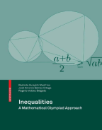 Inequalities a Mathematical Olympiad Approach