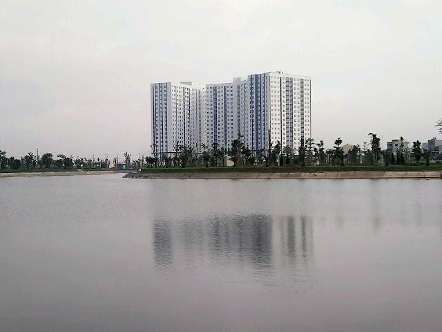 Chung cư HH03 khu đất B1.3 Thanh Hà