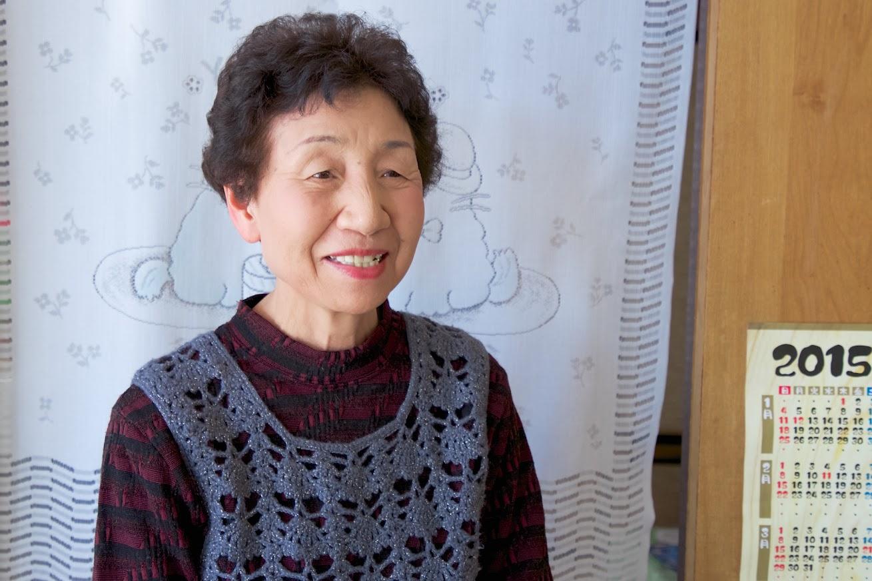 川島景子さん