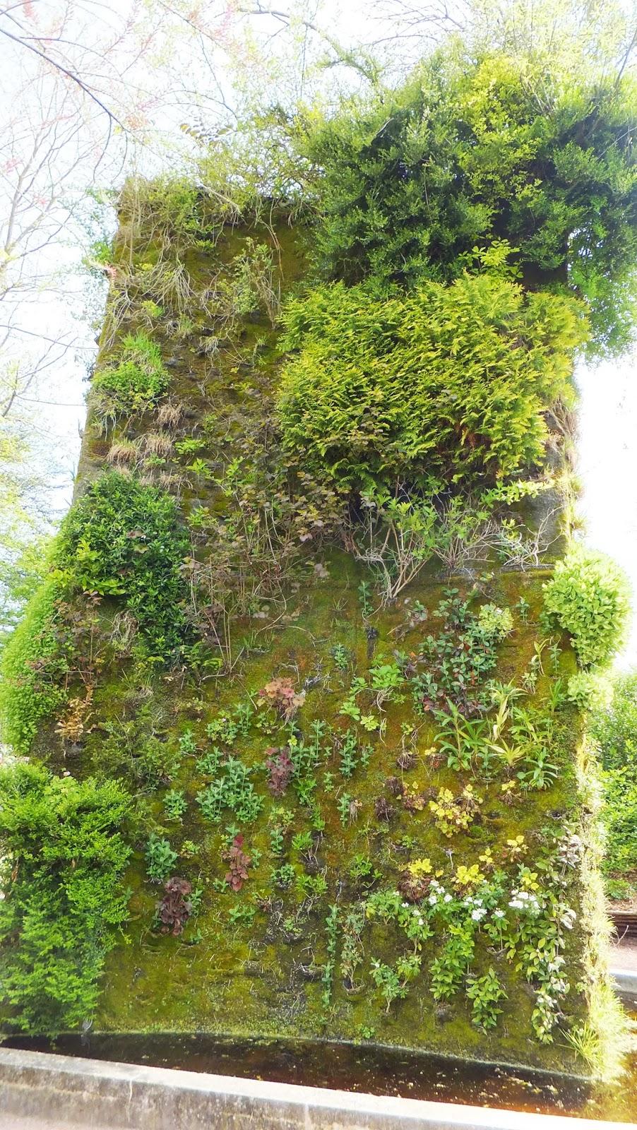Jardín vertical de Patrick Blanc, Chaumont-sur-Loire, Francia, Elisa N, Blog de Viajes, Lifestyle, Travel