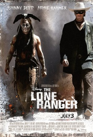 Download Picture Poster Wallpapers Streaming THE LONE RANGER (2013) Full Movies