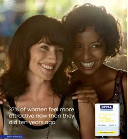 Banned, Nivea ad that made model of 62 look younger: Watchdog bans ...