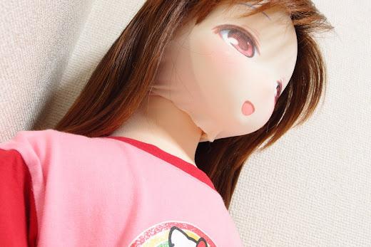 キューティドール2010に宇佐羽えあマスク