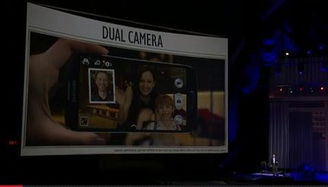 GS4 Dual Camera