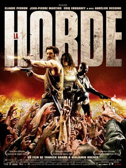 Get Tuff Fest I: Movie 1: La Horde