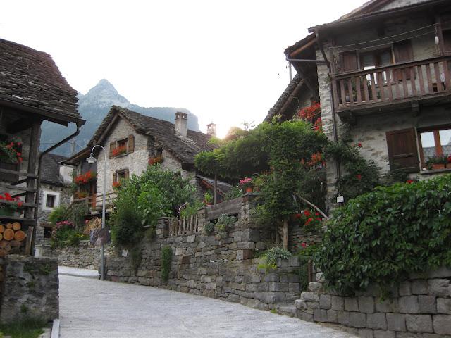 Sonogno, Verzasca Valley, Ticino, Switzerland