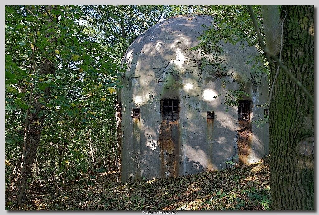 Bunker, Fort Eben Emael, John Hoenen