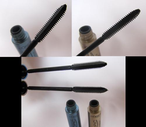 NORMAL vs WATERPROOF - L'oréal Telescopic Mascara | violett-seconds.de