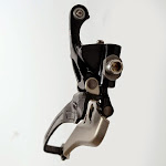 2015 Campagnolo Record Front Derailleur at twohubs.com