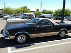 1979 Chevrolet El Camino Base Standard Cab Pickup 2-Door 5.0L