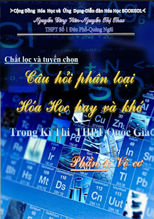 Tuyển chọn câu hỏi phân loại Hóa học vô cơ hay và khó - Nguyễn Công Viên, Nguyễn Thị Thao