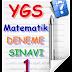 YGS MATEMATİK DENEME SINAVI 1