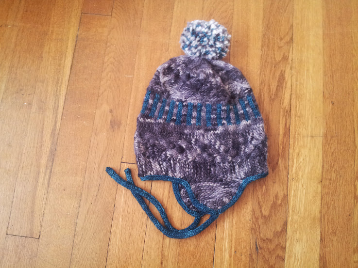 winter knits: hat 4