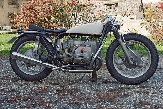 motorcycle 74 bmw r60 5 custom. Black Bedroom Furniture Sets. Home Design Ideas