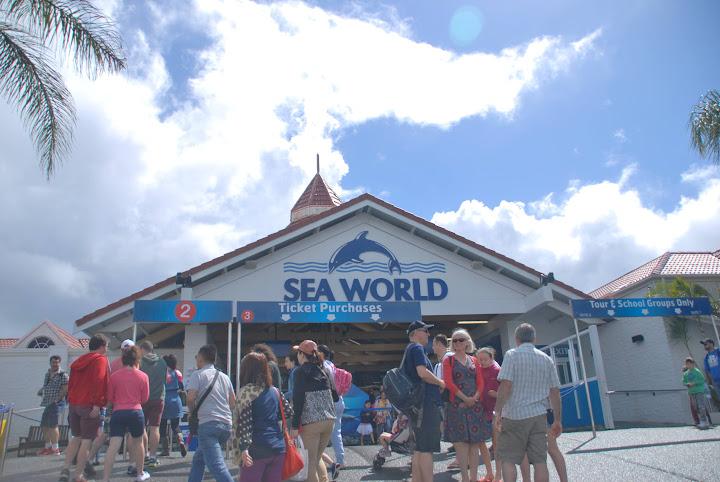 Sea World @Gold Coast