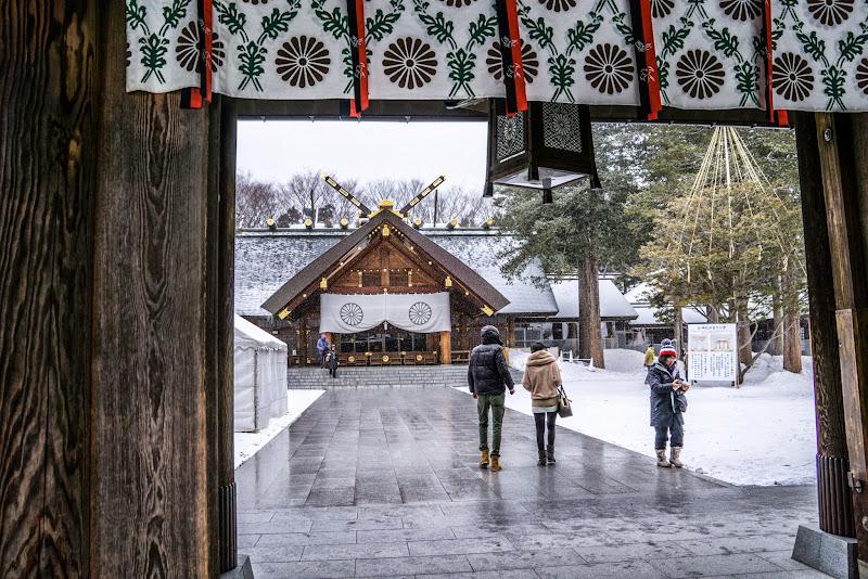 札幌 北海道神社 写真3