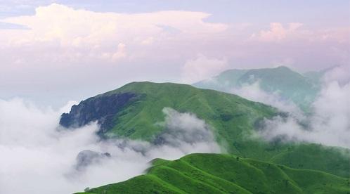 Thơ chuyện tình Mây, Gió và Núi
