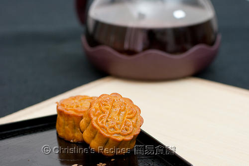 傳統廣式月餅 Traditional Mooncakes02
