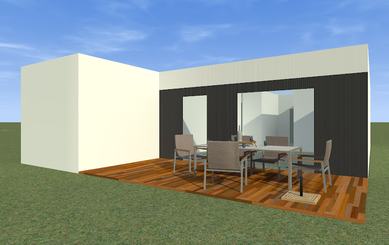 Maisons container propos s for Maison container 81