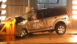 Video: El Great Wall Haval 5 logra un digno resultado en crash test
