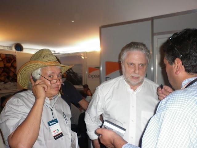 AGROPECUARIAS: BALANCE DE  EXPOAGRO 2011