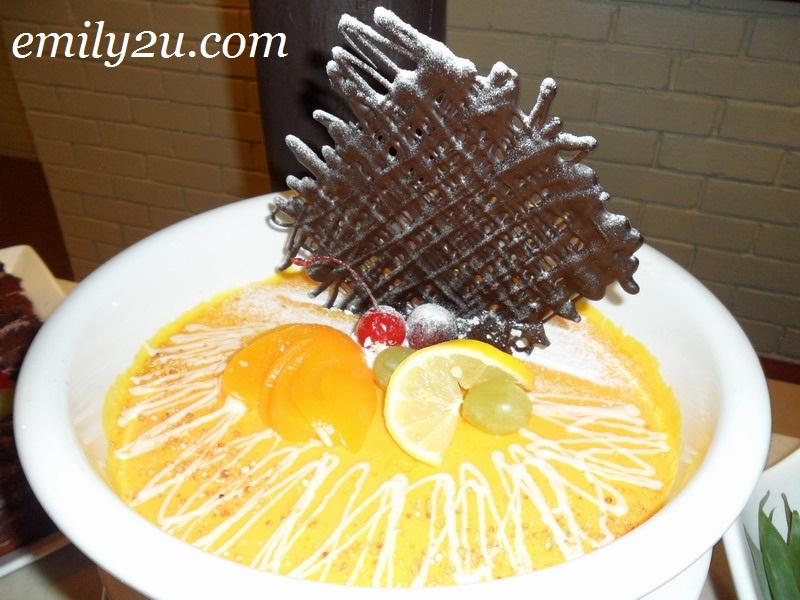 Impiana Hotel Ipoh Hari Raya buffet