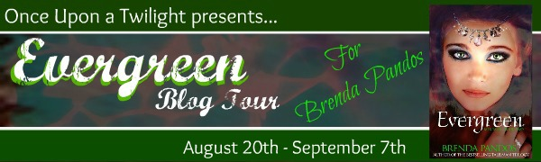 Tour Review: EVERGREEN by Brenda Pandos