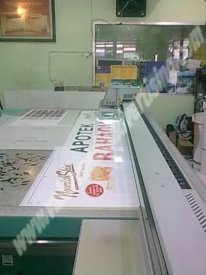 Proses Cetak Digital Printing