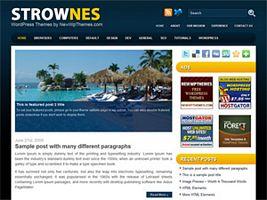 Strownes