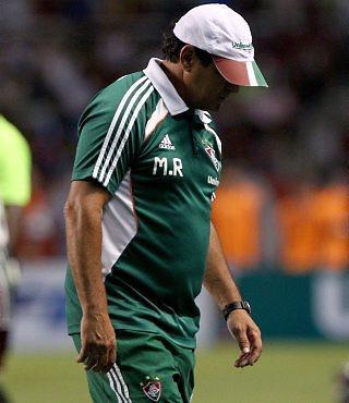 Após fla x flu Murici Ramalho pede demissão
