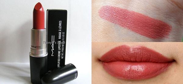 son MAC Matte Lipstick - Brick-o-la