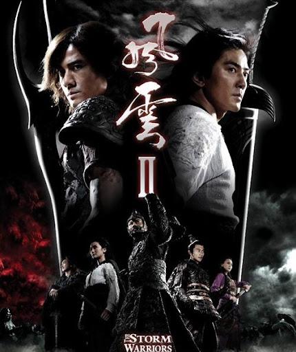 Phong Vân Hùng Bá Thiên Hạ 2 – The Storm Riders 2 (2009)