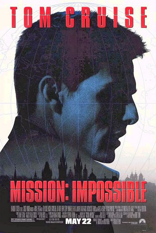 Poster Of Mission Impossible (1996) Full Movie Hindi Dubbed Free Download Watch Online At Alldownloads4u.Com