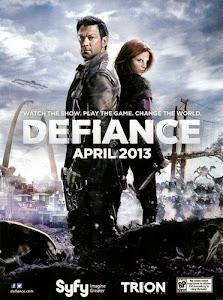Lực Lượng Đối Kháng (Phần 1) - Defiance Season 1 poster