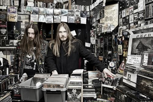 Darkthrone press shot 2013 December 12, 2012 © Ashley Maile
