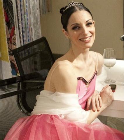Ultima puntata di Note di Danza – ospite questa sera Beatrice Carbone