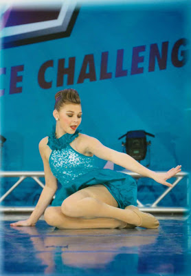 "NCS 6th Grader Emma Haneman performs at ""The Egg"" in Albany for the Turn It Up Dance Challenge. Congratulations Emma!"