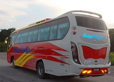 Sungai Merah Bus Sungai Merah Bus