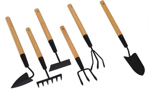 The Terrace Gardenista Needs These Tools In A Small Size. It Is Also Useful  To Have Them If You Have A Bigger Garden To Dig Out Small Plants, ...