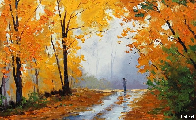 Những bài thơ Mùa Thu Buồn hay viết về nỗi cô đơn và nỗi nhớ